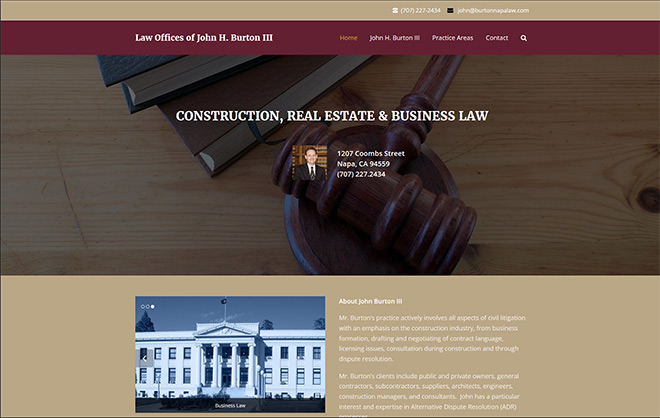 Law Offices Of John H. Burton III