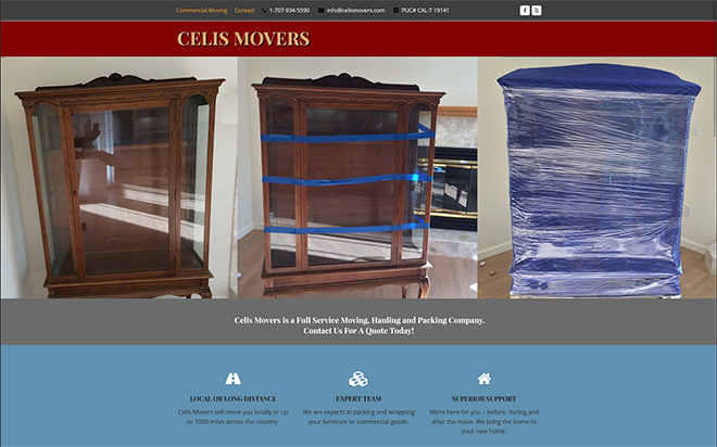 Celis Movers