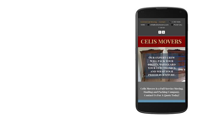 Celis Movers Mobile 660