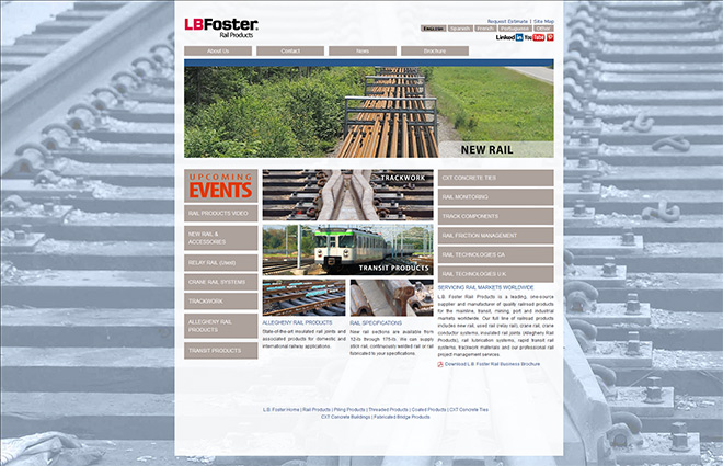 L.B.Foster Rail Products