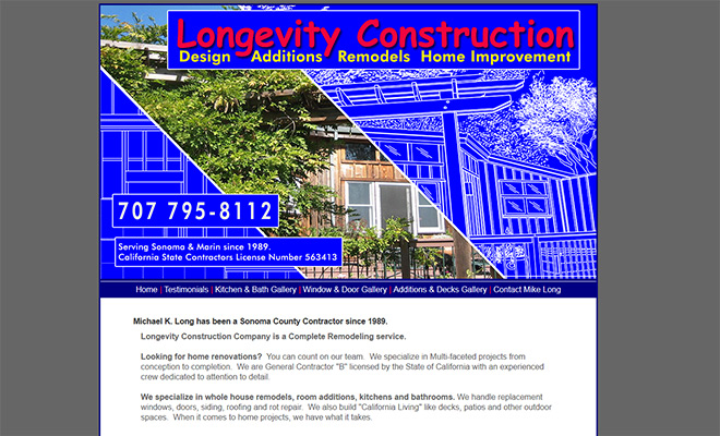 Longevity Construction