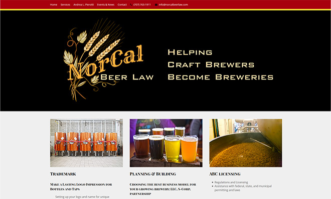 NorCal Beer Law