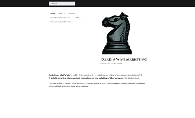 Paladin Wine Marketing