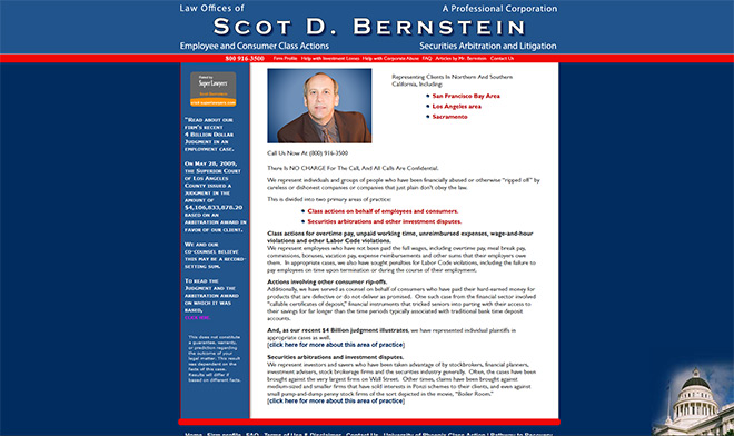 Law Offices Of Scot D. Bernstein