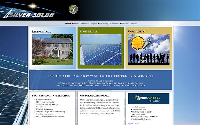 Silver Solar Company